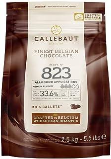 CALLEBAUT Select 33,6% Chocolat au Lait 2,5 kg