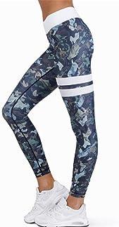 comprar comparacion Leggings deportivos elásticos y transpirables Para Mujer, LILICAT Leggings de Fitnes Yoga Deportes de Alta Cintura, Pantal...