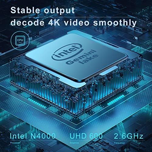 Product Image 4: CHUWI Herobook Pro 14.1 inch Windows 10 Intel N4000 Dual Core 8GB RAM 256GB ROM Notebook,Thin and Lightweight Laptop,BT4.0 (Herobook Pro (Herobook Pro(2020))