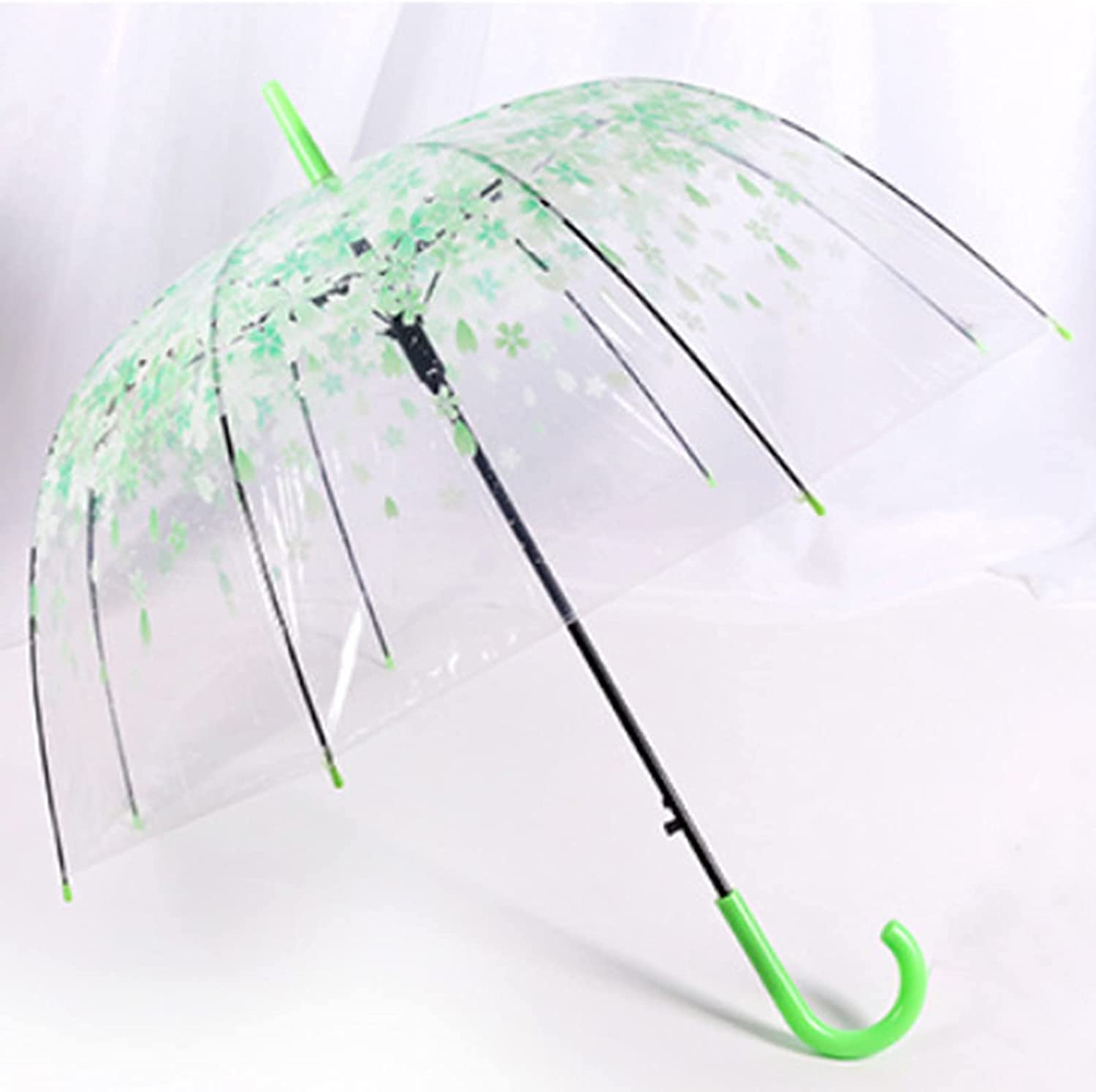 Limited price LJSF Very popular! Umbrella All Clear Windproof Dome Bubb
