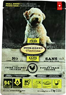 オーブンベイクドトラディション ドッグフード グレインフリー チキン 成犬用 1kg