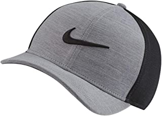 Men's AeroBill Classic99 Hat, Charcoal Heather/Black