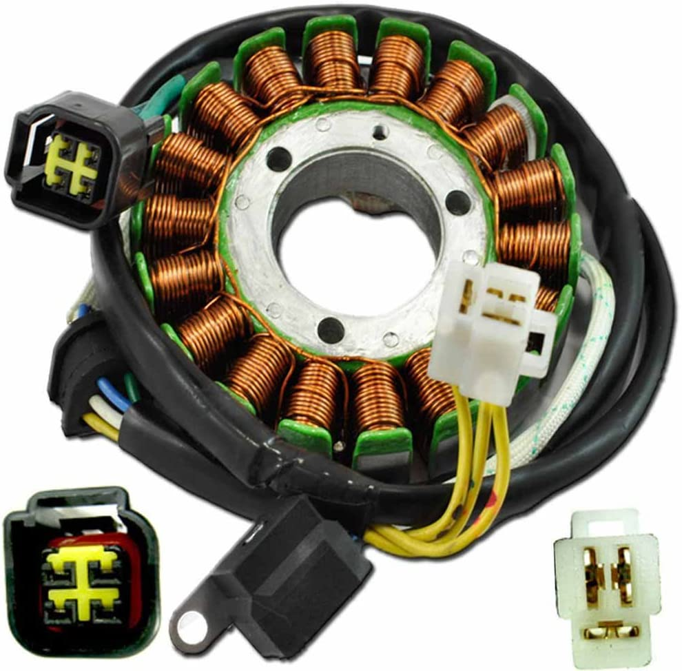 Magneto Stator Replaces Challenge the lowest price Max 64% OFF OEM Numbers Suzuki 32101-29F00 32101-29F