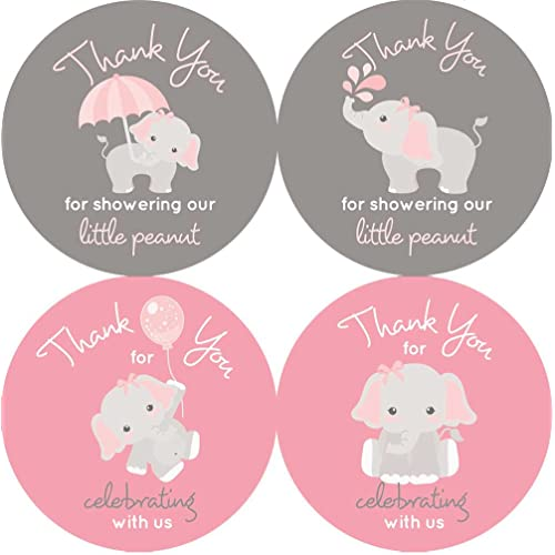 Personalised Baby Shower Stickers
