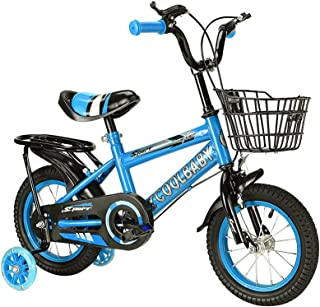 COOLBABY New children bike 12/16 inch kid bicycle boy and girl bike 3-12 years old riding children bicycle gift Fashion co...