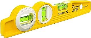 Stabila - 81SV REM W360 Rare Earth Magnetic Torpedo Level 25cm Rotating