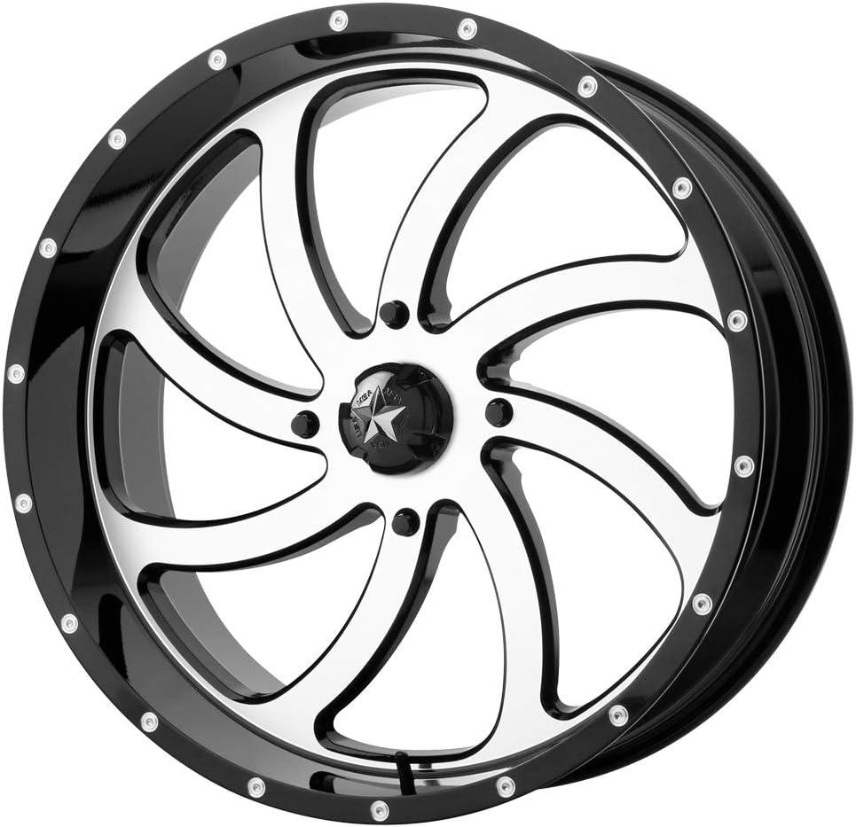 Super beauty product restock quality top MSA M36 Switch 18x7 ATV UTV Wheel +0mm M36-0 4 - Machined 137 Ranking TOP15