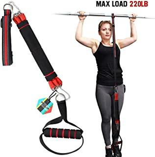 Pull Up Assist Band Premium Powerlifting Stretch Resistance Bands with Fitness Resistance Band to Improve Arm, Shoulders and Chest Strength