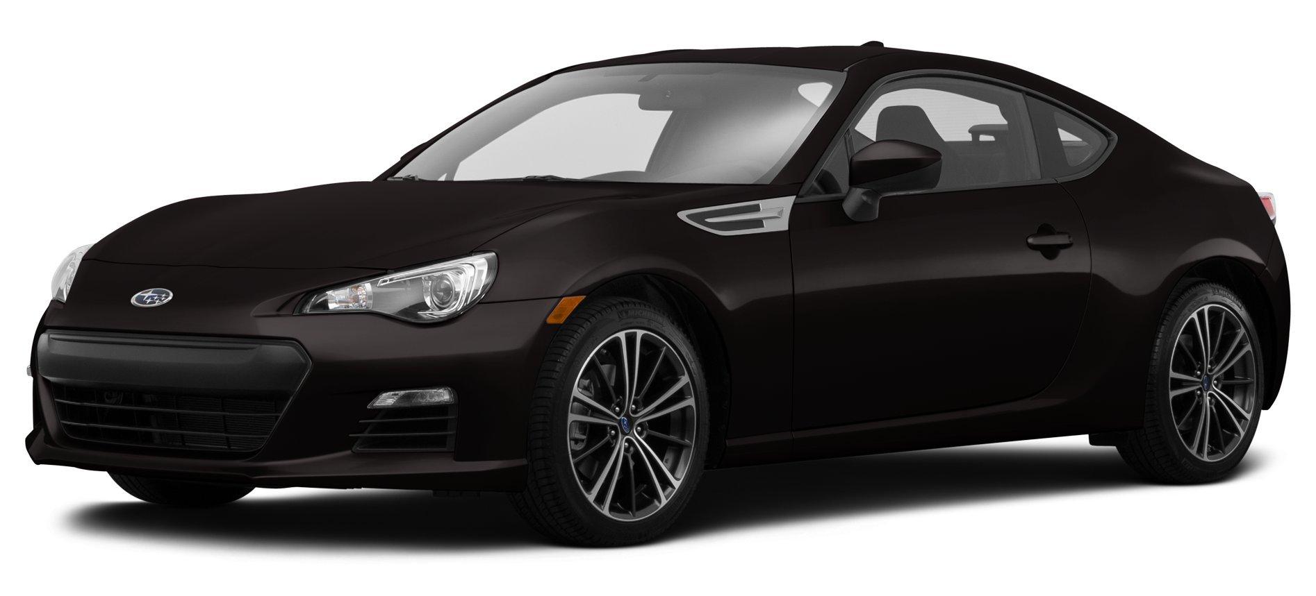 2015 subaru brz premium 2 door coupe manual transmission