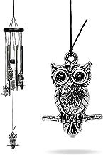 Amazon Com Owl Wind Chimes