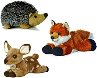 Aurora Howie Hedgehog Foxie Fox Miyoni Fawn Mini Flopsie 8
