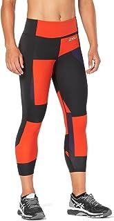 2XU Womens Fitness 7/8 Compression Tights W/Storage