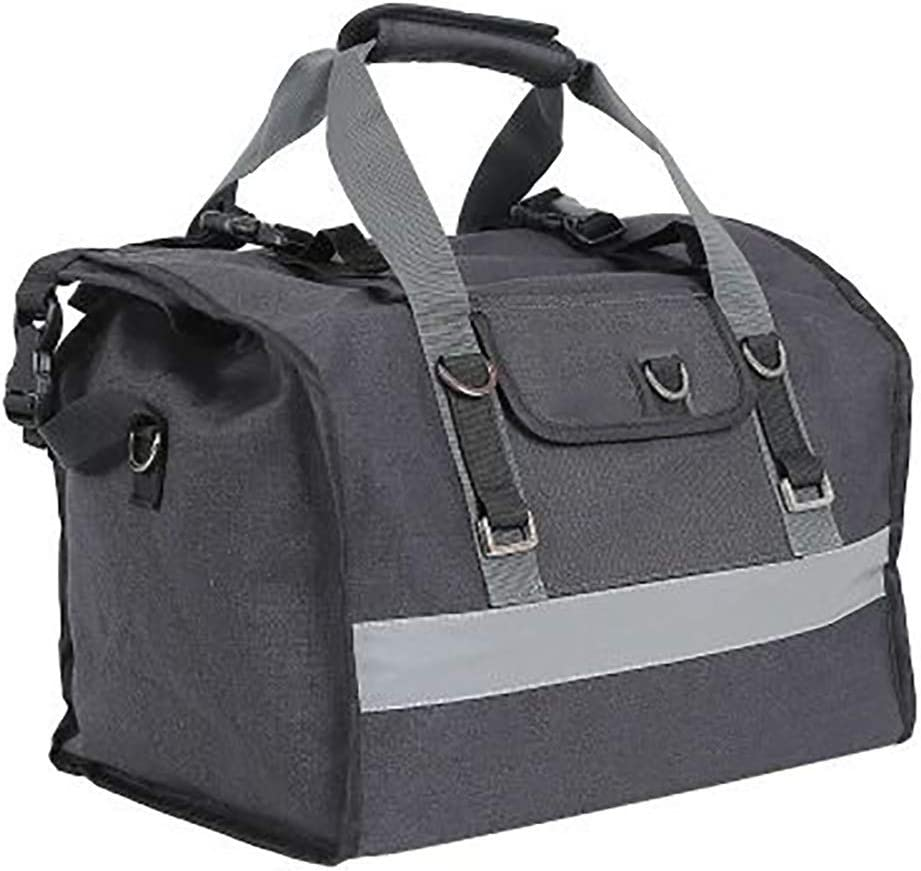 Bike Panniers Attention brand Rack Trunks Bicycle Rear Duffel Max 80% OFF Seat Mult 50L Bag