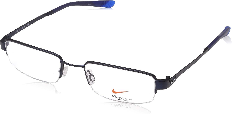 Eyeglasses NIKE 4271 426 SATIN blueeEPHOTO blueeE