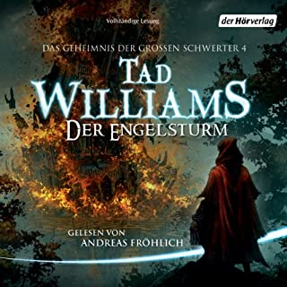 Der Engelsturm     Das Geheimnis der Großen Schwerter 4              By:                                                                                                                                 Tad Williams                               Narrated by:                                                                                                                                 Andreas Fröhlich                      Length: 32 hrs and 44 mins     5 ratings     Overall 5.0