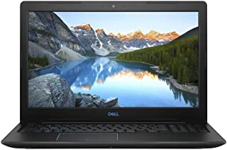 Dell G3579-5958BLK G3 Gaming Laptop-15 FHD, 8th Gen Intel Quad Core i5-8300H CPU, 8GB RAM, 1TB HDD, Nvidia GeForce GTX 1050, Windows 10 Home, Black