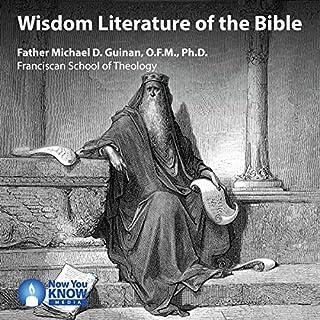 Wisdom Literature of the Bible audiobook cover art