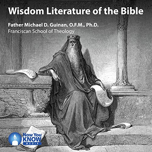 Wisdom Literature of the Bible audiobook cover art