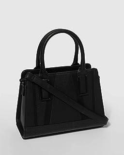 Black Manon Mini Tote Bag