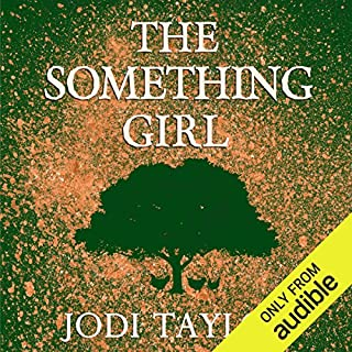 The Something Girl audiobook cover art