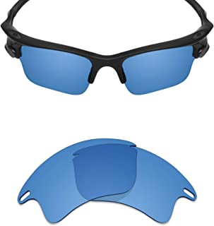 Mryok Replacement Lenses for Oakley Fast Jacket XL - Options