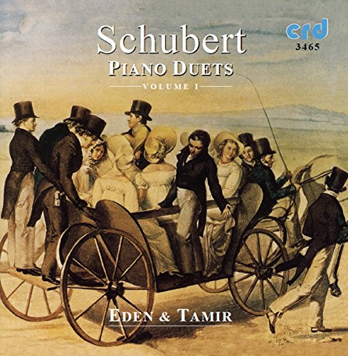 Eden,Bracha/Tamir,Alexander - Piano Duets Volume 1