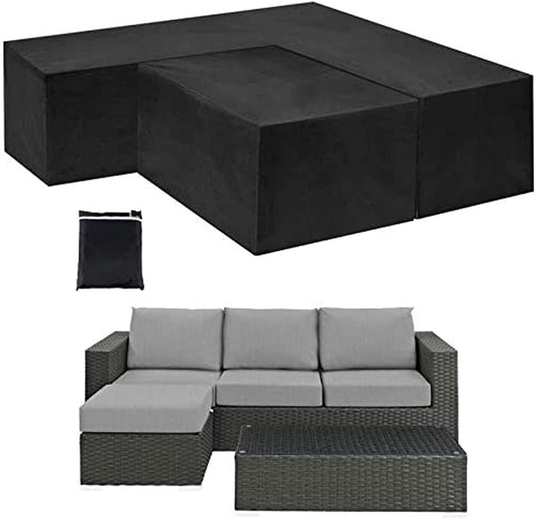 Luxury goods CHLDDHC Garden Furniture Covers High material Sofa Waterproof Rattan Wa