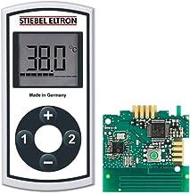 STIEBEL ELTRON draadloze afstandsbediening voor compacte doorstroomverwarmer FFB 4 set EU incl. ontvangstmodule, LCD, gehe...