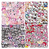 🌟【Kawaii Stickers】This series of stickers including 200pcs, Contains for High quality sticker: The sticker is made of waterproof PVC material which are sun protection and waterproof, All the Stickers are 100% Brand New .Unique Personalized Pattern pe...