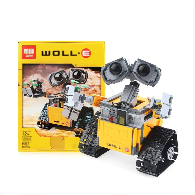 01Montage von Spielzeug, Musik, Fliesen, Kraft, Roboter, Assembling-Modell, pdagogisches Spielzeug, Musik-Blcke