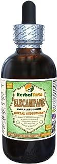 Elecampane (Inula Helenium) Glycerite, Organic Dried Root Alcohol-Free Liquid Extract 2 oz