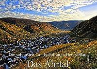 Die schoensten Landschaften in Deutschland - Das Ahrtal (Wandkalender 2022 DIN A2 quer): Auf dem Rotweiwanderweg von Altenahr nach Dernau (Monatskalender, 14 Seiten )