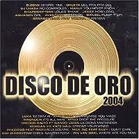 Disco De Oro 2004