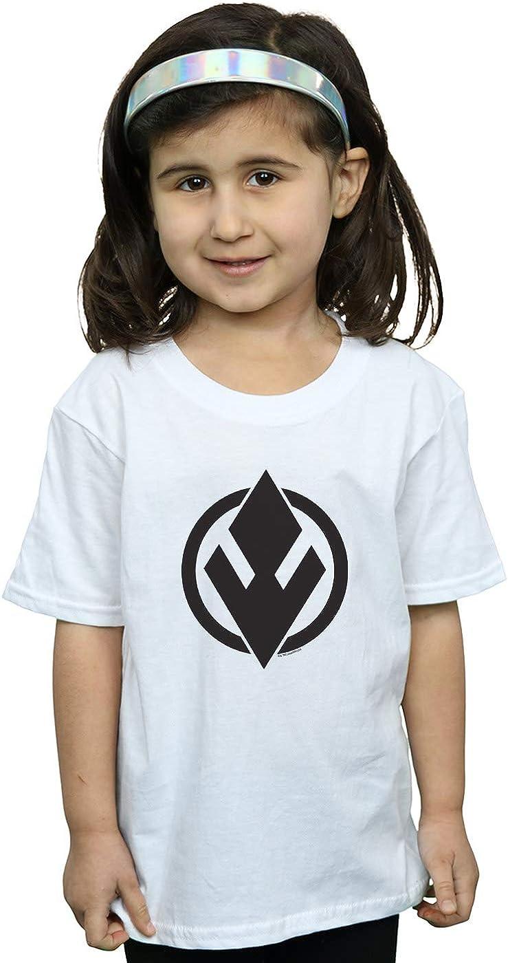 Star Wars Girls The Rise of Skywalker Sith Logo T-Shirt