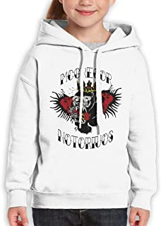 Conor McGregor Notorious Tattoo Teen Hooded Sweate Sweatshirt White