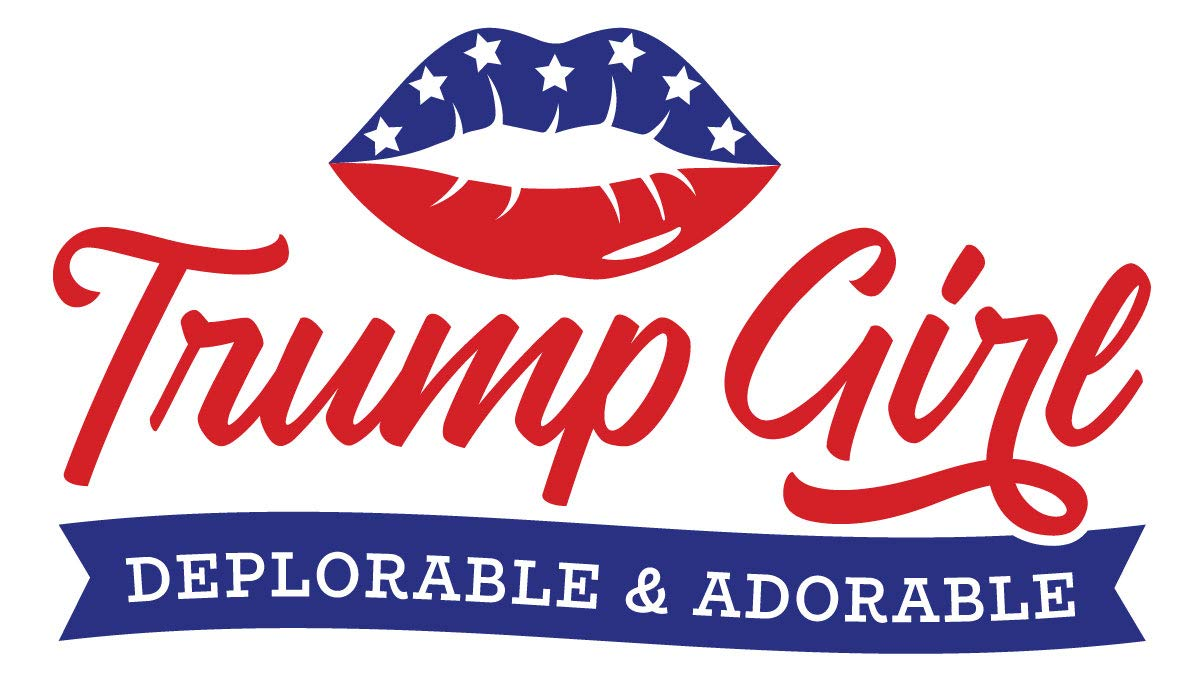 Trump Ranking TOP13 Girl Deplorable and Adorable Magnet New item Car