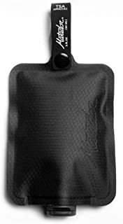 Matador FlatPak Toiletry Bottle 1pk Toiletry Bag, 10 cm, 0.09 Litre, Black