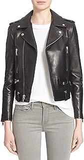 lamb of god leather jacket