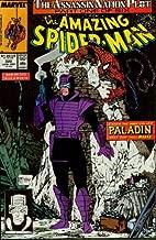 The Amazing Spider-Man #320 License Invoked