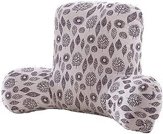 ソファ枕ジオメトリ投げる枕ウエストオフィスバックホームデコレーション圧力を緩和する (Color : V, Size : 58X38X20cm)