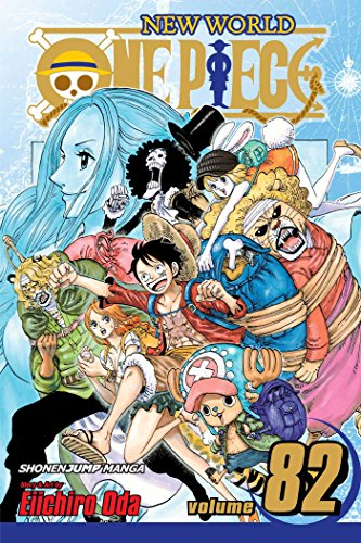 One Piece, Vol. 82: The World Is Restless: Volume 82