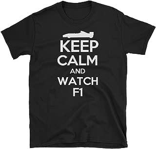 That Merch Store Keep Calm and Watch F1 Formula 1 T-Shirt