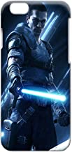 iPhone 6 Case 6S Case,Custom Design The Force Unleashed Ii Star Wars 1 Personalized Bumper Cover Hard Plastic PC 3D Case for iPhone 6 4.7Inch