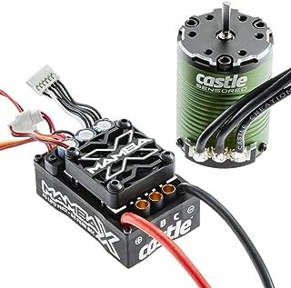 Castle Creations Mamba X Sensored 25.2V WP ESC & 1406-5700Kv Combo