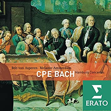 C.P.E. Bach - Hamburg Concertos