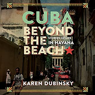 Cuba Beyond the Beach audiobook cover art