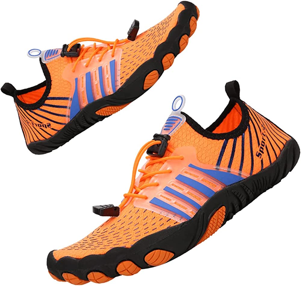 PAGE ONE Water Shoes Unisex Adult Quick Sports Dry Socks D Bargain shopping Beach
