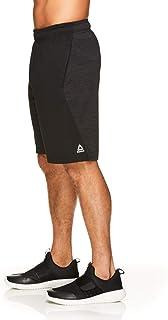 Reebok Men's Drawstring Shorts - Athletic Running & Workout Short w/ Pockets