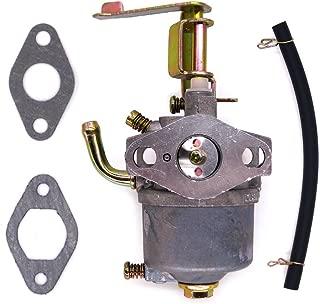 FitBest New Generator Carburetor with Gasket for Buffalo Tools Sportsman GEN1100 GEN154 2.8HP 1500w 2000W Homelite HGCA1400