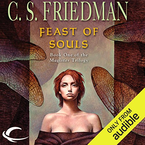 Feast of Souls audiobook cover art